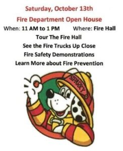 Open House Fire Hall @ Fire Hall