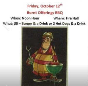 Burnt Offerings BBQ @ Fire Hall