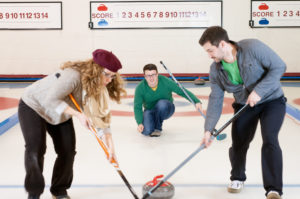 Curling - Friday Night Fun League @ Fort Smith Curling & Winter Sports Club